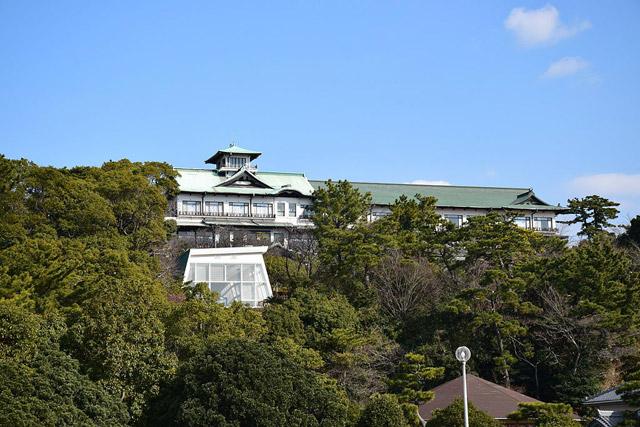 蒲郡クラシックホテル(彼岸花)