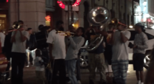 Band in the Street