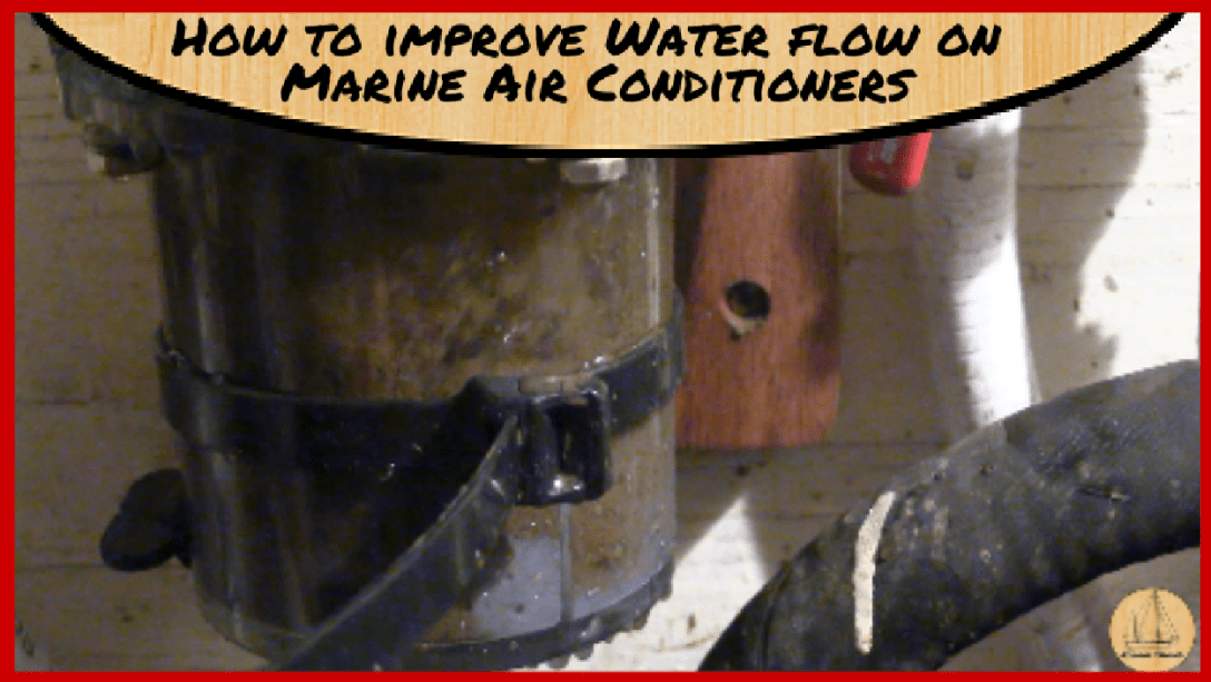 Featured Image - How to clean marine air water strainer