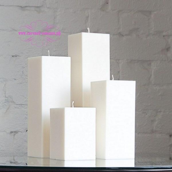 свечи квадратные