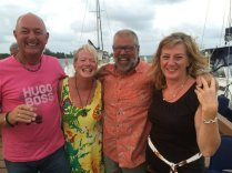 David, Mary, Jeff and Suzanne
