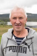 I motionsklassen hittar vi 71-årige Paul Jonasson, Svegs IK, på en sjätteplats. Foto: Morgan Grip