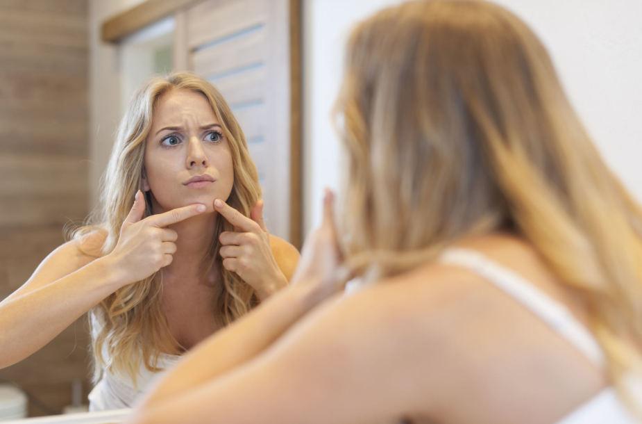 Ką daryti atsiradus pūlingam dariniui ant odos?