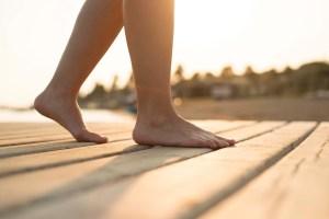 Diabetinė pėda – saugok ją