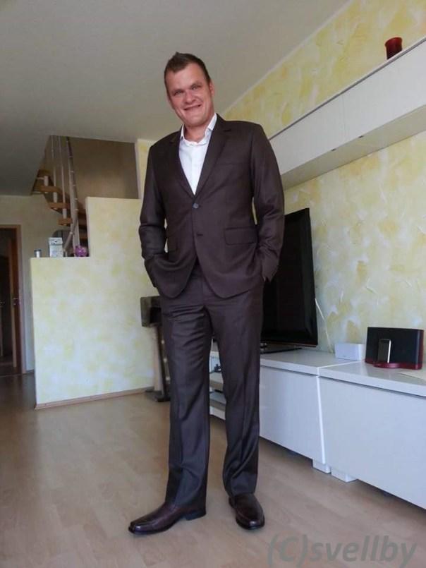Mein Anzug
