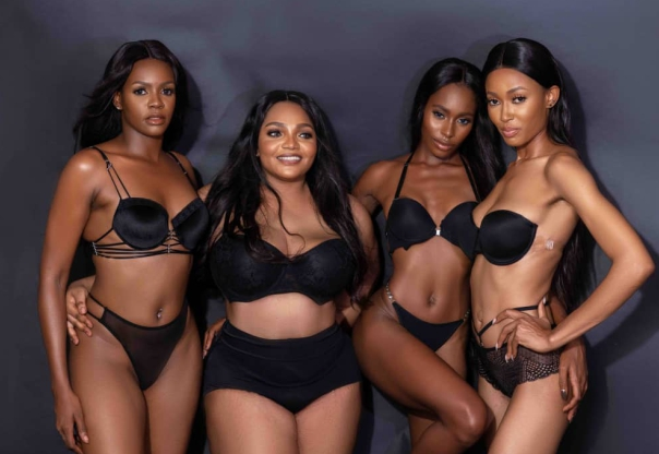 Lilian Afegbai Launches Lingerie Line Just In Time For Val