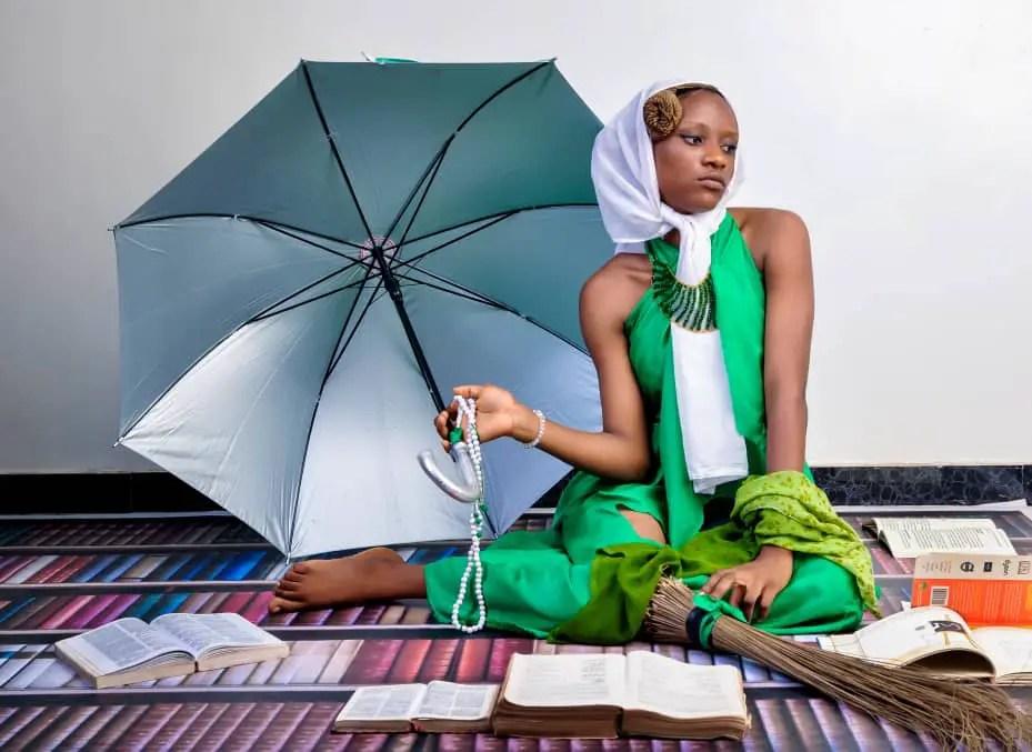 Model Of The Week: Zainab Ayobami Odugbemi