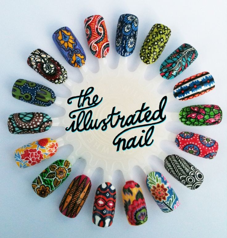 Ankara Nails Is Something You Should Try Soon