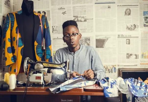 Designer of The Week: Joshua Abangasang of J.Hart NG