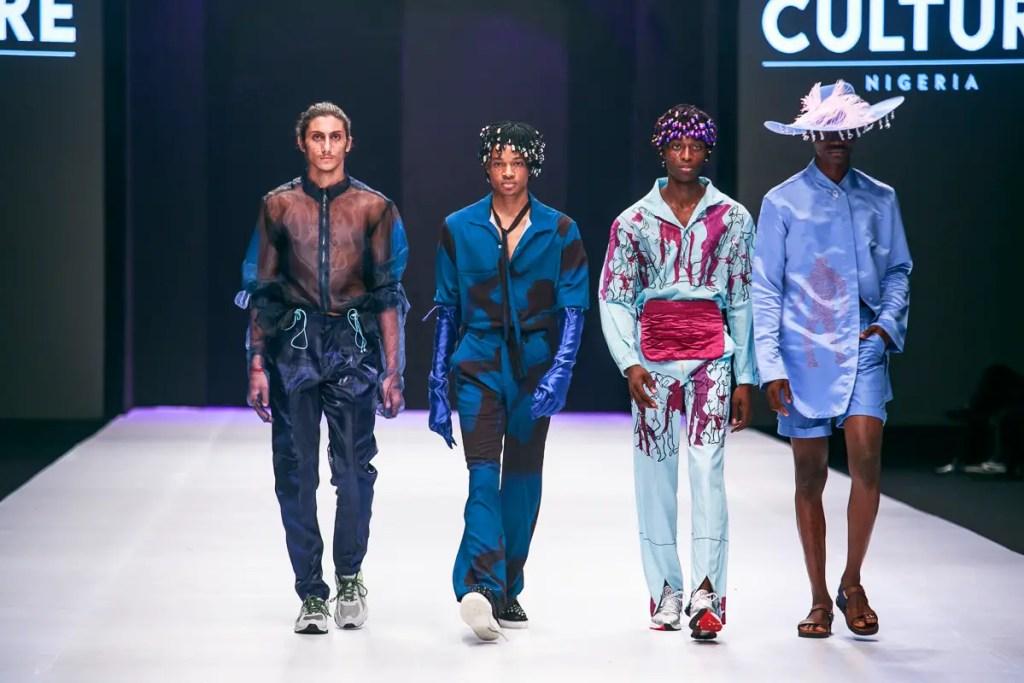 Orange Culture at Heineken Lagos Fashion Week Day 1