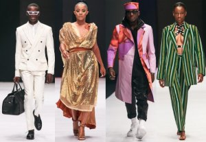 Highlights from LFW2019 Runway Show Day 1