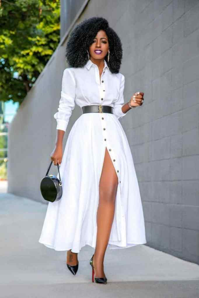 Shirtdresses - Fashion Trends that were Popular in the 2010s