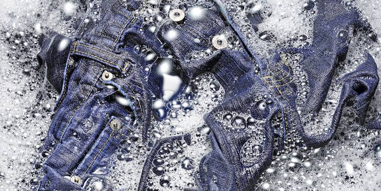 washing jeans - 10 Denim Tips: How to Maintain Your Jeans