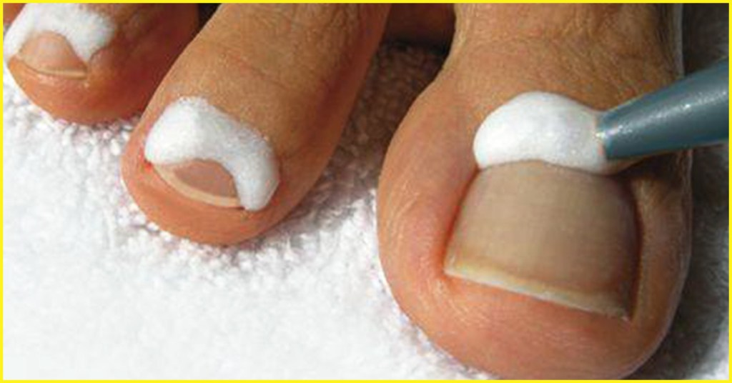 Prepare Your Nails - How to Do a Pedicure At Home