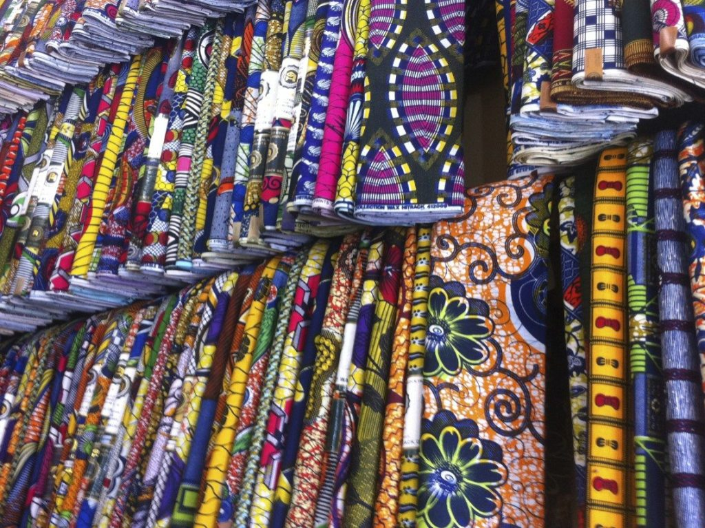 significance of he Ankara fabric
