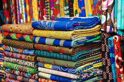 origin of ankara fabric