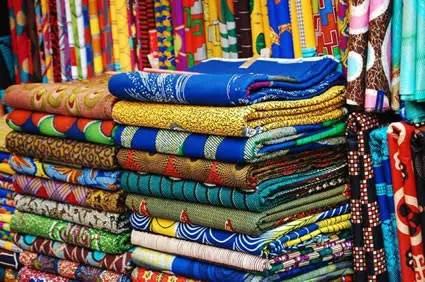 origin of ankara fabric