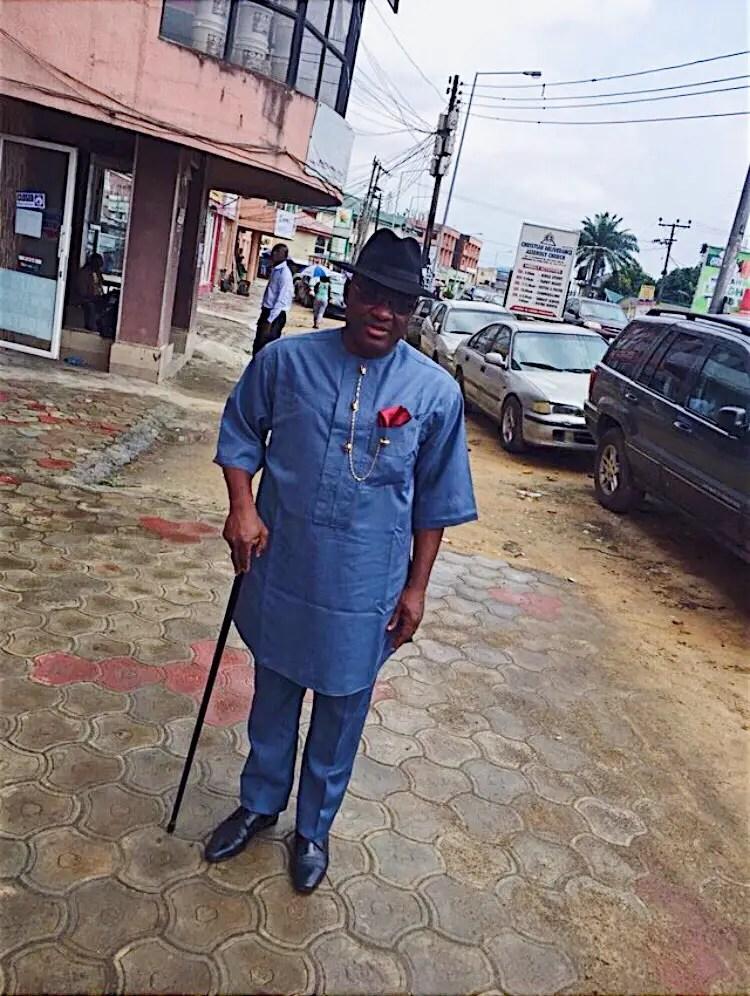 Woko style for Nigerian men - Native Wears for Nigerian Men