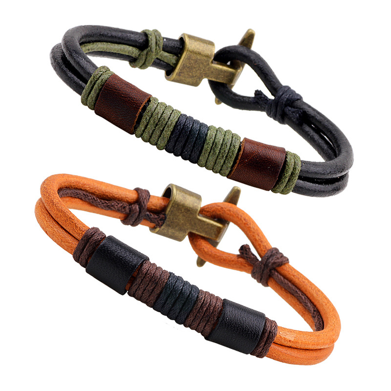 cord bracelets - Must-have Fashion Accessories for Men