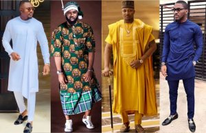 Native Wears for Nigerian Men