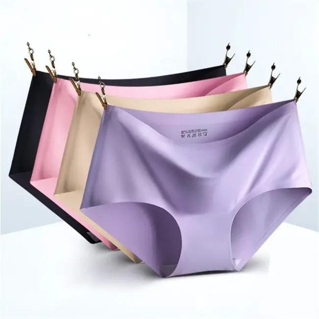 seamless panties - Types of Underwear For Women