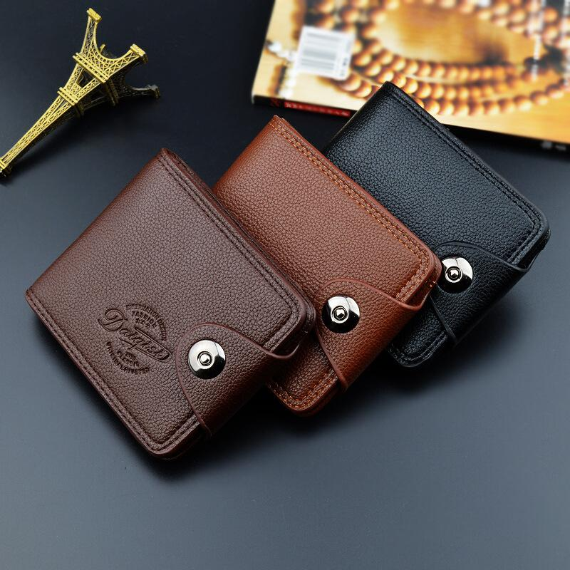 men's wallets - Must-have Fashion Accessories for Men