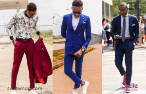 How to Wear Sneakers with Suits