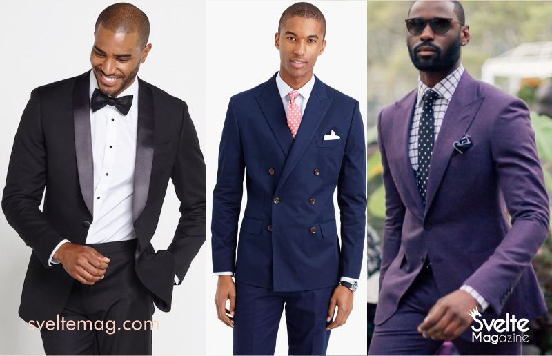 Types of Suits for Men