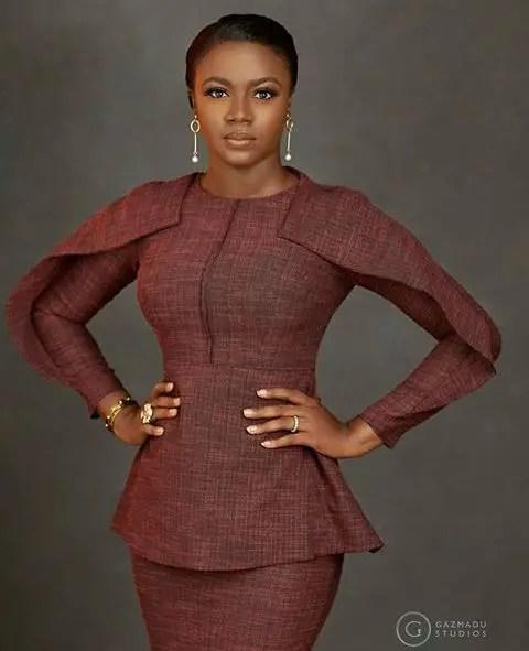 Yolanda Okereke - Celebrity Stylists in Nigeria