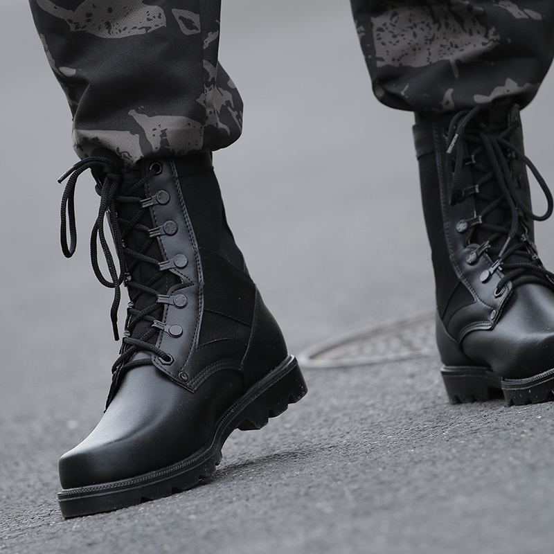 military boots - Types of Shoes for Men