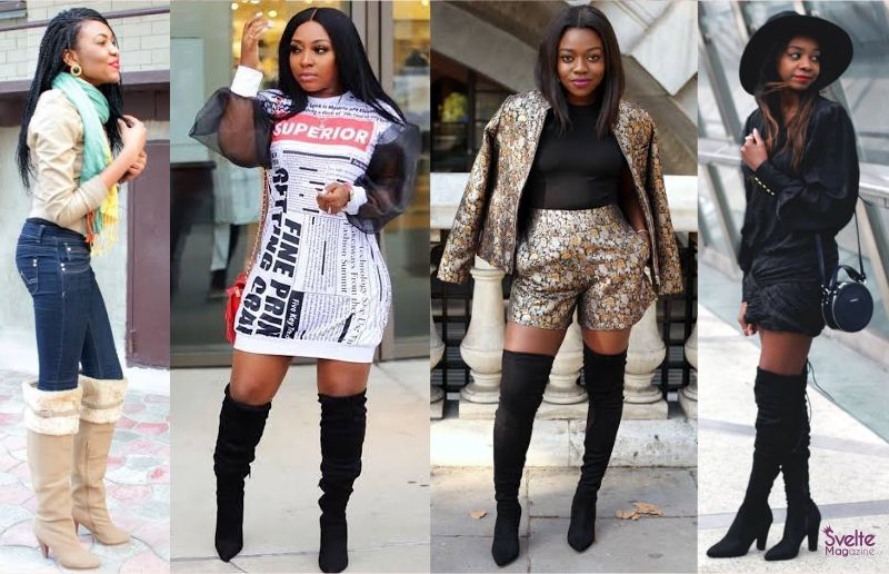 3 Great Tips on How to Wear Knee-High Boots