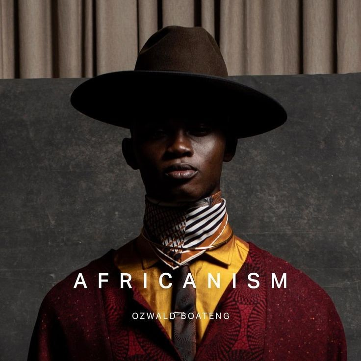 outfit depicting Africanism