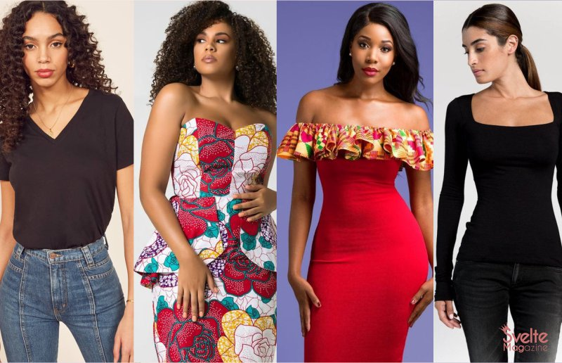 12 Attractive Types of Necklines for Dresses and Tops