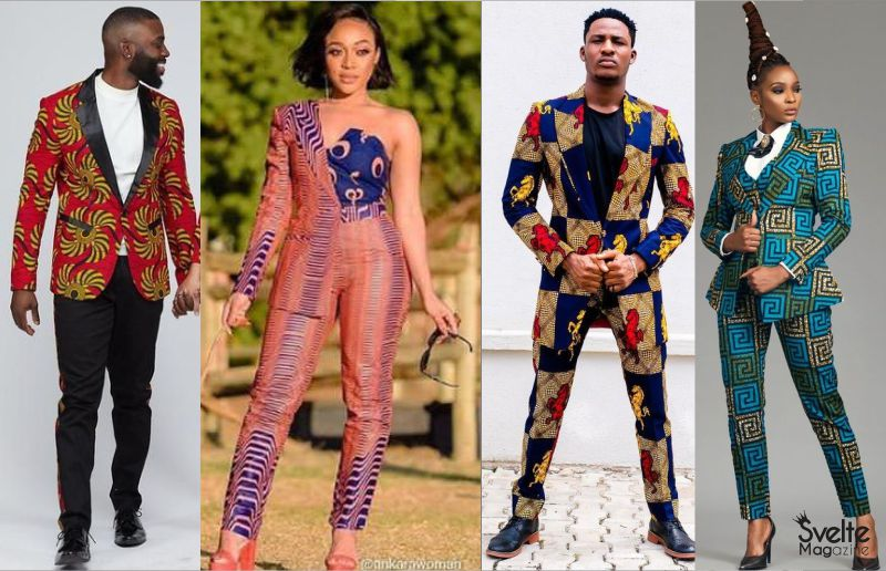 Latest Ankara Suits Styles to Make You an African Boss