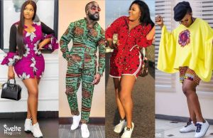 6 Simple Ways to Rock Ankara With Sneakers