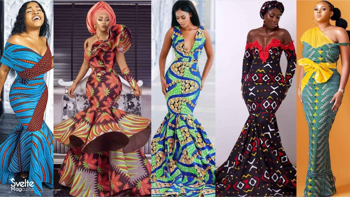 You are currently viewing 30 Ankara Long Gowns that Cover-Up Yet Flaunt Your Shape