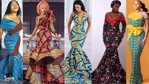30 Ankara Long Gowns that Cover Up Yet Flaunt Your Shape