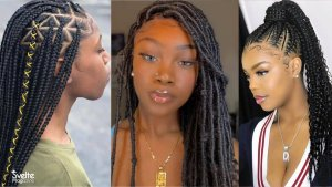 10 Amazing Types of African Braids to Wear this New Year