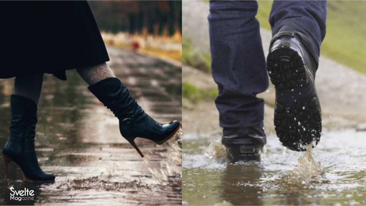 Shoes for Rainy Season: How to Take Care of Your Shoes During Rainy Season