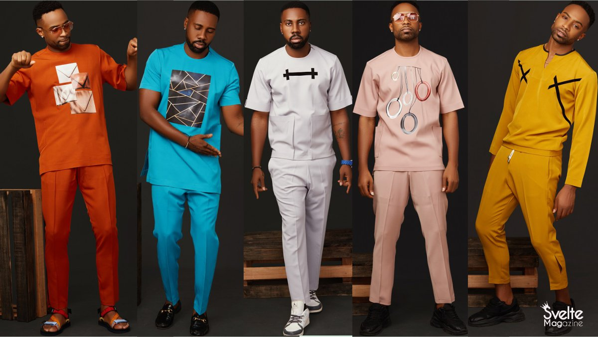 Xtacy Conspired Unveils Debut Collection Tagged The Ace Kollezion