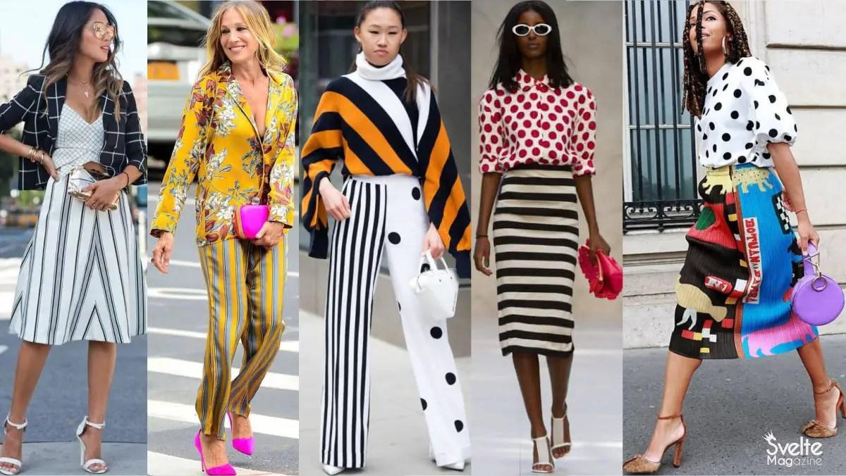 How to Mix Prints Like an Inborn Fashionista