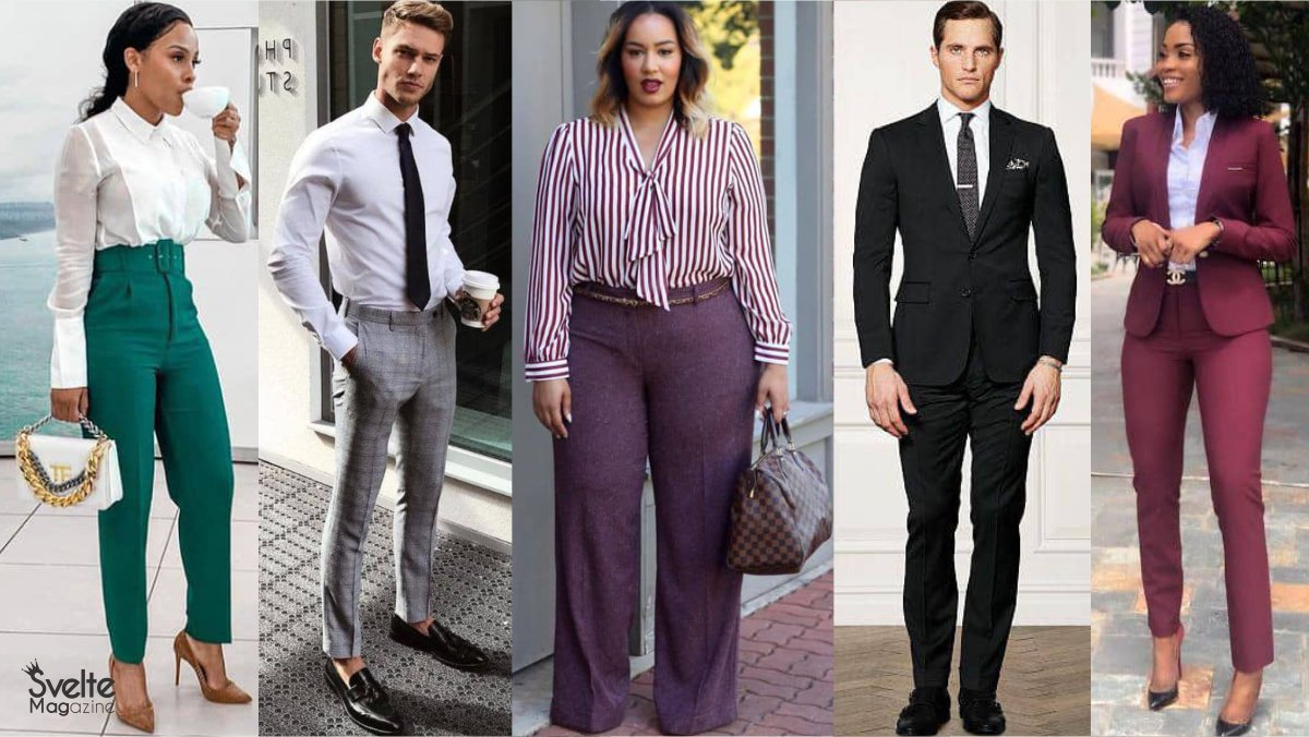 You are currently viewing Formal Office Wear for Men and Women: How to Dress for a Professional Workplace