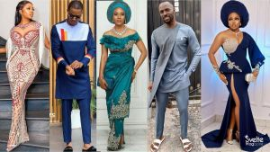 Read more about the article 49 Latest Owambe Styles for Stylish African Men and Women