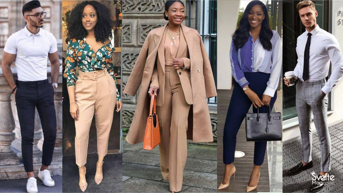 You are currently viewing Stylish Outfits for Work: What to Wear to Work to Boost Productivity
