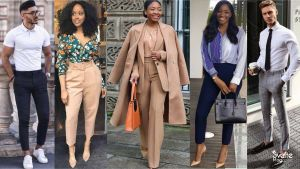 Read more about the article Stylish Outfits for Work: What to Wear to Work to Boost Productivity