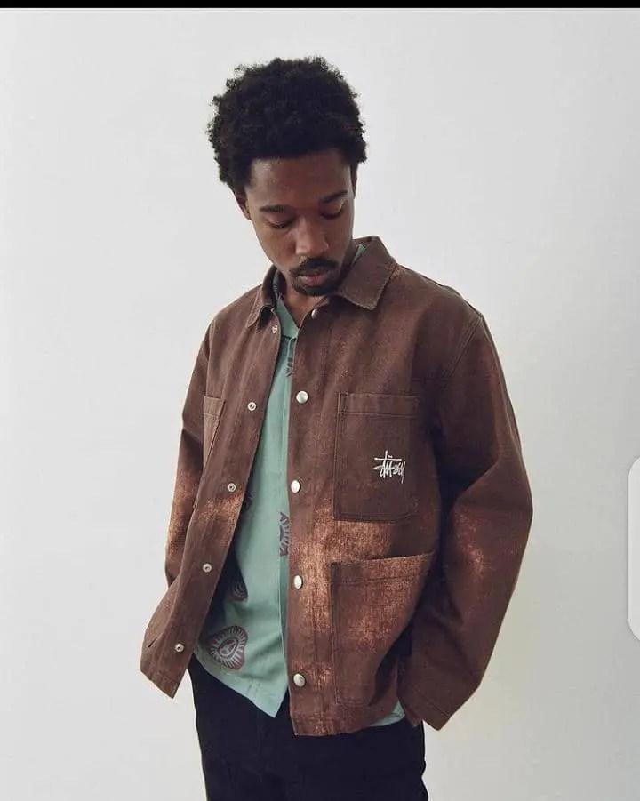 man dressing casual