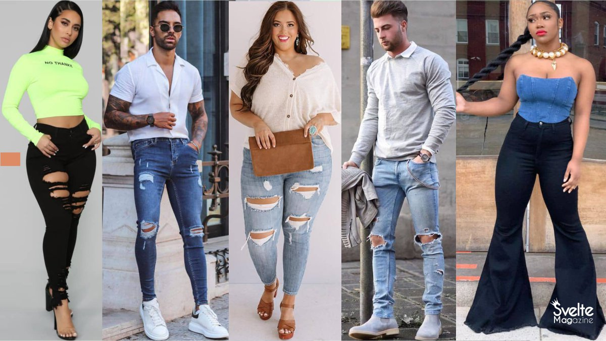 You are currently viewing 13 Types of Jeans for the Ever-evolving Fashionista