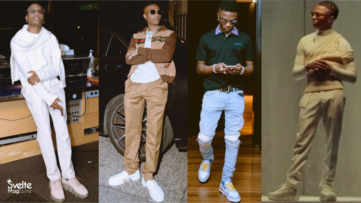 You are currently viewing How Wizkid's Style of Dressing Gets Him More Fans
