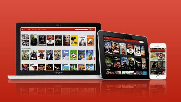 Anbefalinger på Netflix