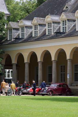 Oldtimer auf der ADAC Niedersachsen Classic 2012